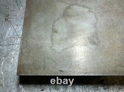 18 1/2 x 12 450mm x 300mm Surface Marking Table Heavy Duty