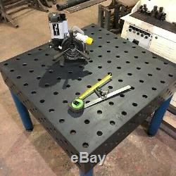 25mm THICK HEAVY DUTY Welding Bench / Jig Table / Fixture Table