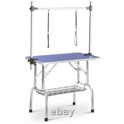 36 inch Folding Heavy Duty Stainless Steel Dog Pet Grooming Table NEW