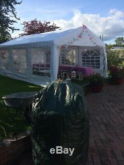 6 x 4 HEAVY DUTY MARQUEE, TABLES AND BENCHES PACKAGE