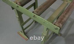 600mm Wide Heavy Duty Short Roller Support Table (£225 + VAT)