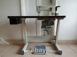 Bernina Zig-Zag Sewing Machine Semi-Industrial Heavy Duty + Sewing Table