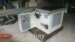 CASOLIN ASTRA SE400 SLIDING TABLE PANEL SAW 3.2M heavy duty circular saw