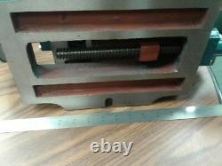 COMPOUND SLIDE TABLE W. SWIVEL TABLE 12x8 HEAVY DUTY #CST-300