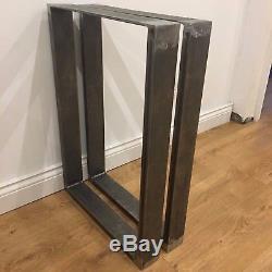 Custom Handmade Heavy Duty Designer Table/Bench Legs