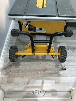 Dewalt DW745LX Table Saw Heavy Duty Lightweight 10/250mm 110V