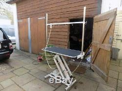 Dog grooming table Electric Heavy Duty Skf