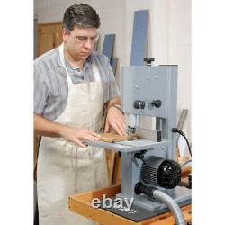 Draper 13773 250W 200mm Bandsaw Heavy Duty Bench Table Top Woodwork Cutting Saw