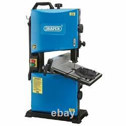 Draper 98446 228MM 300W Bandsaw Heavy Duty Bench Table Top Woodwork Cutting Saw