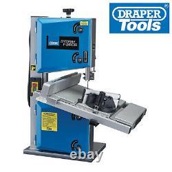 Draper 98471 200mm 250W Bandsaw Heavy Duty Bench Table Top Woodwork Cutting Saw