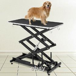Electric Grooming Table Adjustable Electric Dog Grooming Table Large Portable
