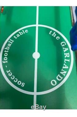G200Garlando Professional Heavy Duty Free Play Football Table
