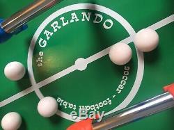 Garlando G-500 Professional Heavy Duty Table Football In Beech