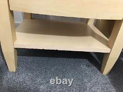 Harveys Heavy duty quality king size bed frame Side Table