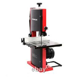 Heavy Duty 8 Bench Top Woodworking Bandsaw 200mm Band Cutting Width Table Saw
