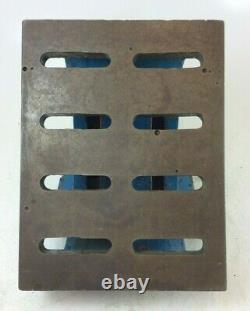 Heavy Duty Adjustable Tilting Angle Plate 0-90° 12 x 9 Table 6¾ Height