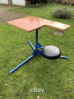 Heavy Duty Bench Rest Shooting Bench Table
