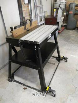Heavy Duty Cast Iron Router Table same as Record pro-rpms-r