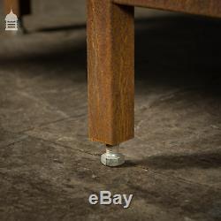 Heavy Duty Industrial Steel Workbench Machinists Table