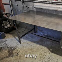 Heavy Duty Welding Fabrication Table