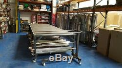 Heavy Duty Welding/Fabrication Table 1500mm X 1500 With Steel Draw