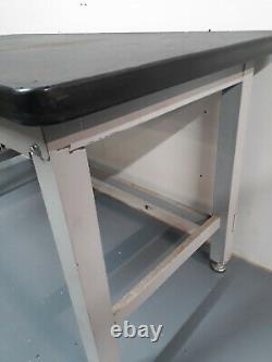 Heavy Duty Work Station Bench Table Engineering Workshop 150x70x85cm