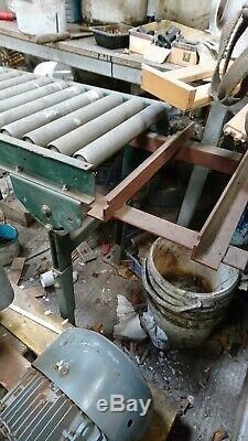Heavy Duty Workshop Roller Table 1.2m