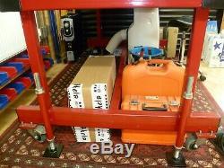 Heavy duty welding engineering table 2000x1000x850