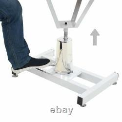 Hydraulic Bath Grooming Table for Dogs Pets Adjustable Swivel