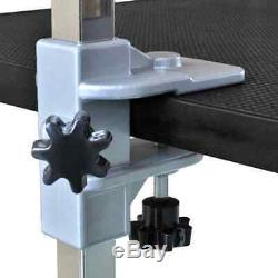 Hydraulic Foldable Adjustable Arm Non-Slip Pet Dog Grooming Trimming Table Desk