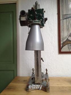 Industrial Cast Iron height adjustable heavy duty Floor Table Lamp Light
