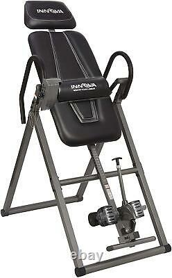 Innova ITX9700 Inversion Table with Memory Foam Lumbar Pad Exercise Heavy Duty