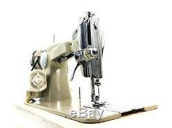 Janome Semi Industrial Heavy Duty Sewing Machine + New Motor + Extension Table