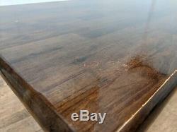 Job Lot 3 Heavy Duty Wooden 4 Seat Restaurant Dining Tables 1200x700mm Pub Bar