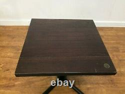 Job Lot 3 Mixed Heavy Duty Solid Wood Dining Tables Restaurant Bistro