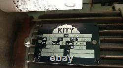 Kity 618 Table Saw 240volt Heavy duty machine with 95mm cut height. Great kit