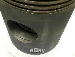Large Heavy Duty Marine Engine Piston Piston Table