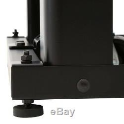Mobile Thickness Planer Table Stand Work Station Heavy Duty Pro Grade 24in Width