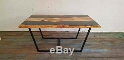 Modern INDUSTRIAL HEAVY DUTY METAL TABLE LEG Handmade in UK. Any sizes