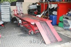 Motorcycle Workbench / Table Lift Used, in Fully Working Order