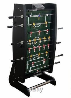 New Bce 4'6 Heavy Duty Football Table Soccer Hft5-jlb Foosball Assembled