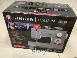 New Heavy Duty Singer Sewing Machine Metal Frame Extension Table Include HD6380M
