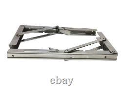Pactrade Marine (Set of 2) Heavy Duty S. S304 Boat Folding Table Chair Bracket 11