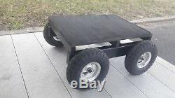 Piano Removal Trolley Dolly Skate Heavy Duty Truck Pool Tables Moving 800kg