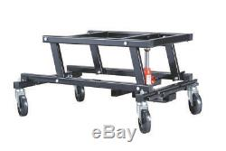 Pool Tables HYDRAULIC HEAVY DUTY TROLLEY JACK HANDLE LIFTER / MOVER