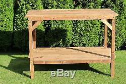 Potting Heavy duty table Bench / Bonsai Table