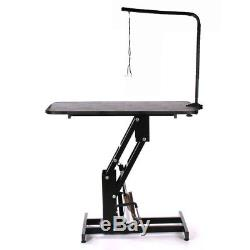 Professional Hydraulic Dog Cat Pet Grooming Trimming Bath Table Adjustable Arm