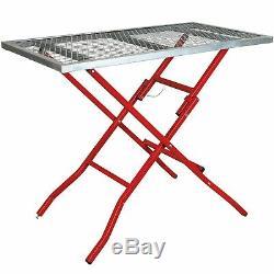 Sealey Heavy Duty Welding/Welder/Cutting Table/Board 1120 x 610mm SWT1120