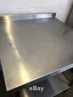 Stainless Steel Table Heavy Duty Great Condition