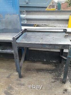 Steel Welding table heavy duty packing workshop, garage
